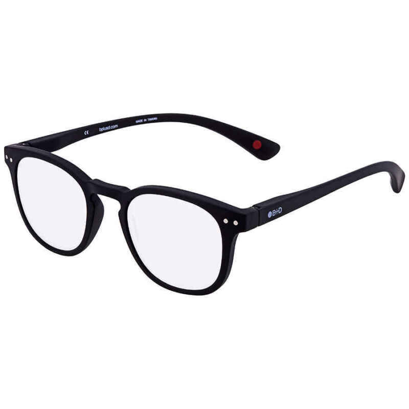 B+D Dot Reader Matt Black +3.00 Eyeglasses 2240-99-30 2240-99-30