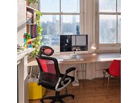 Desk Space in creative studio, Waterloo, 1 minute from station in Lower Marsh