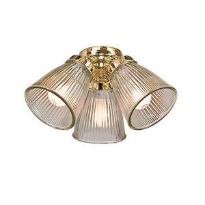 harbor breeze ceiling fan 3 light kit clear ribbed glass. Black Bedroom Furniture Sets. Home Design Ideas
