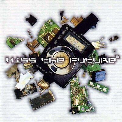 Various Artists - Kiss The Future V 3 Vinyl LP 2002 Atomic Records PsyTrance New