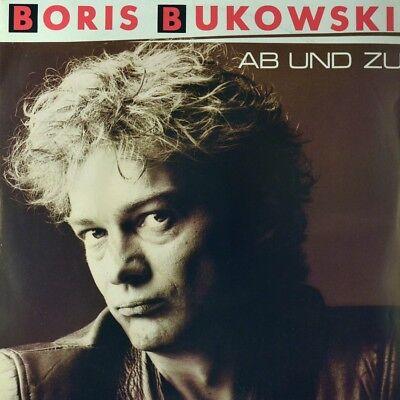 """7"""" BORIS BUKOWSKI Ab und zu SCHIFFKOWITZ STEINBÄCKER S.T.S. Austropop EMI A 1985"""