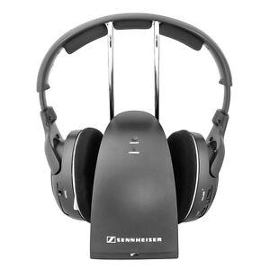 Sennheiser Rs135 Wireless Rf Headphones Listening System