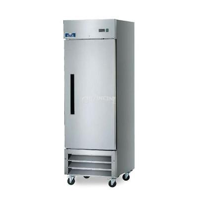 Arctic Air Ar23 Commercial Single One Door Reach In Refrigerator Nsf Approved