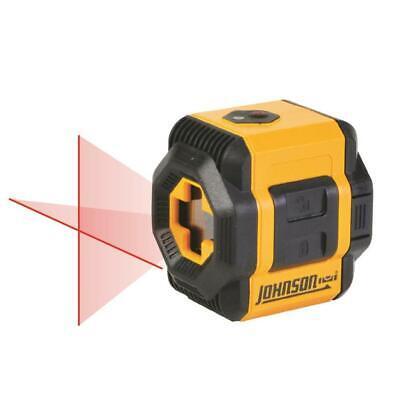 Johnson Self-leveling Cross-line Laser 40-6603