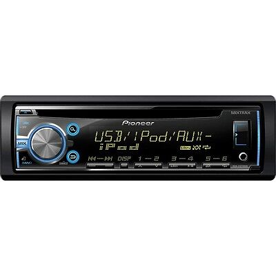Pioneer Deh-x3700ui Cd Receiver W/ Aux Usb Variable Color...