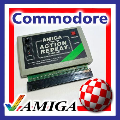 COMMODORE AMIGA ACTION REPLAY MK II