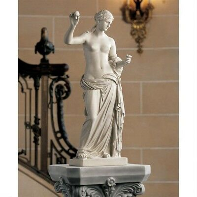 Roman Love Goddess (Goddess of Love Venus Statue  Ancient Replica Greek Roman Sculpture 23.5