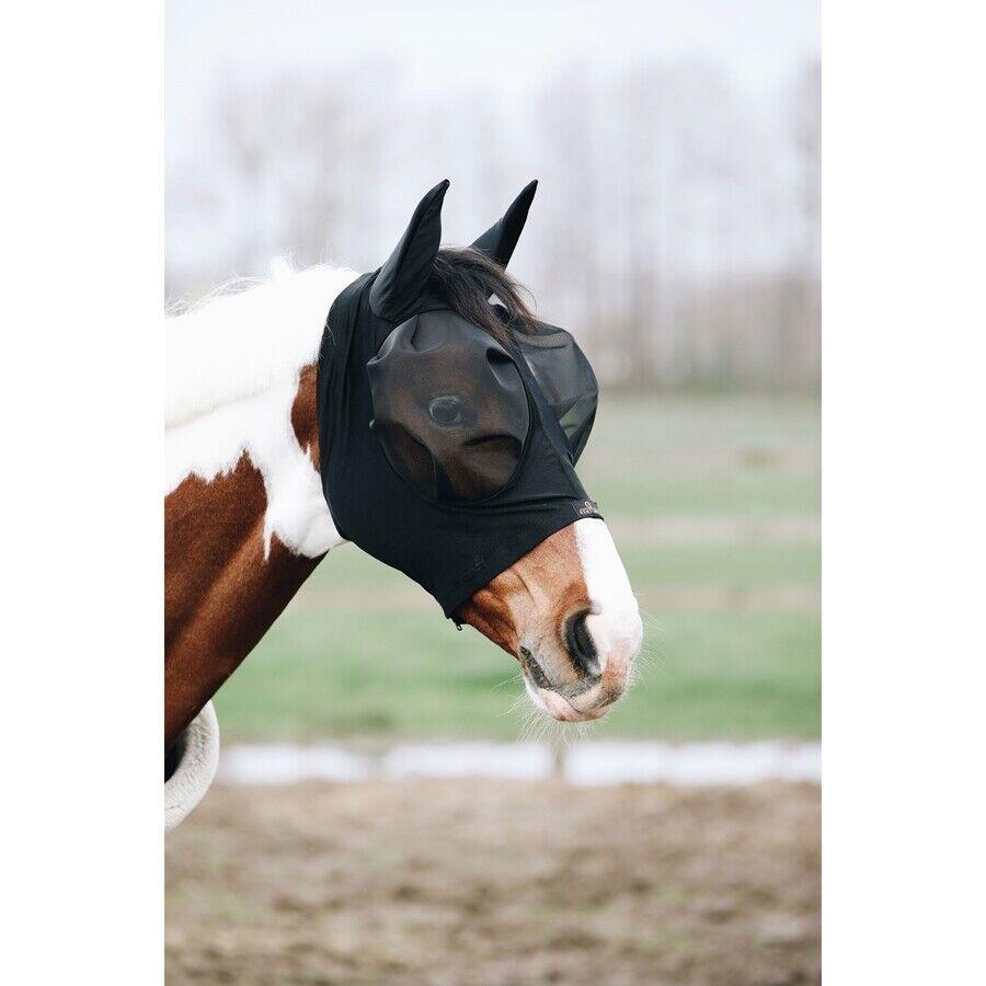 Kentucky Horsewear Slim fit Fliegenmaske