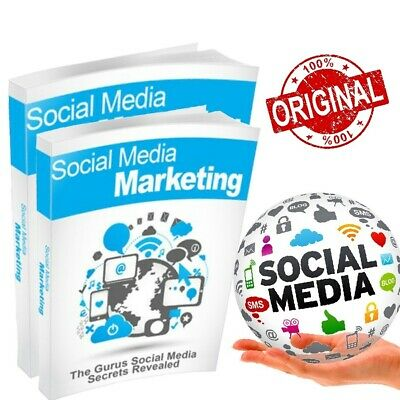 SOCIAL MEDIA ONLINE MARKETING PDF eBook WITH RESELL  RIGHTS ebooks resell ebook
