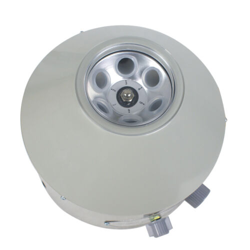 Electric Lab Centrifuge laboratory Medical Practice 4000rpm 1435g 20 ml x 6 Business & Industrial
