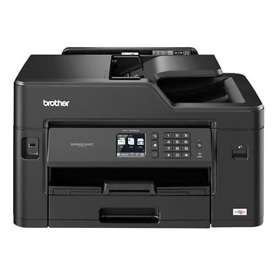 BROTHER MFC-J5335DW 4-in-1 Multifunktionsdrucker WLAN Schwarz Duplexdruck ()