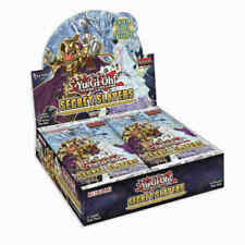 Secret Slayers Booster Box FACTORY SEALED YuGiOh English PRESALE SHIPS 4/3!