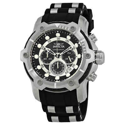 Invicta Bolt Chronograph Black Dial Men's Watch 26764