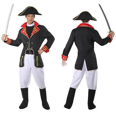DELUXE HERREN NAPOLEONKOSTÜM # Karneval Napoleon Bonaparte Kostüm Kaiser General