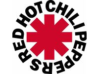 SELLING 2 TICKETS FOR RED HOT CHILLI PEPPERS IRELAND