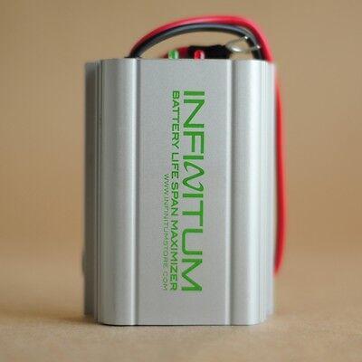 12V Battery Life Saver Desulfator/Rejuvenator Restores/Revives (Fork Lugs)
