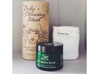 MOA Magic Organic Apothecary Daily Cleansing Ritual GIFT SET BNIB