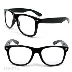 new large classic frame reading glasses retro