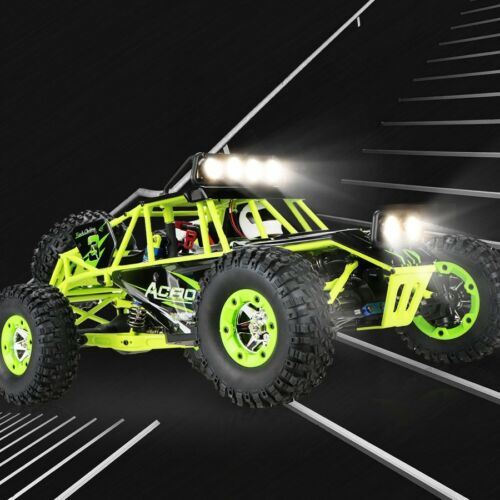 WLtoys 12428 1/12 2.4GHz 4WD RC crawler/racer.  USA dealer.