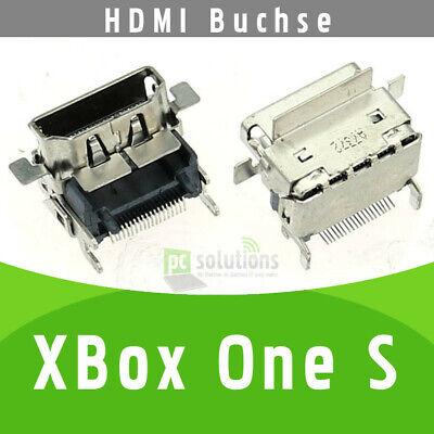 Xbox One S HDMI Buchse Socket Connector Jack Port Konsole SLIM