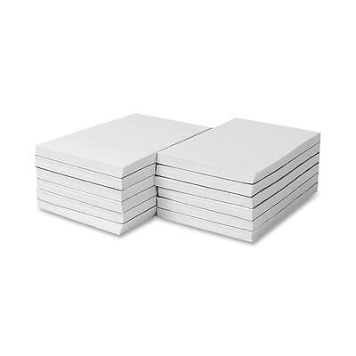 "Sparco Memorandum Pads, Plain, 16 lb., 3""x5"", 100 Sheets, White 35SP"