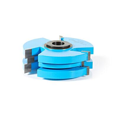 Amana Tool Sc432 Wainscot Bead Cutters 3 D X 12 34 Inch Bore Shaper Cutter
