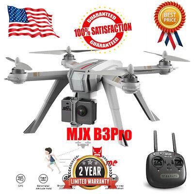 MJX Bugs 3 Pro B3PRO 1080P 5G Wifi FPV GPS RC Drone Quadcopter