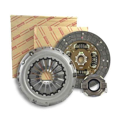GENUINE Clutch Kit For Toyota Hilux KUN25 2.5TD/KUN26 3.0TD Upto>8/2009