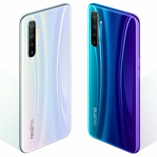realme XT 6 GB 64 GB Handy Smartphone 64MP Quad Kamera 4000mAh NFC EU Version