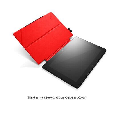 Think Pad Helix Quickshot Cover Think Pad Helix (2. Generation)  4X40G41583 2. Generation Cover