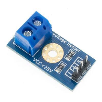 Voltage Detection Sensor Module Dc 0-25v For Arduino Analog Single Phase