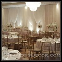 Wedding Bouquets, Centerpieces, Backdrops and more