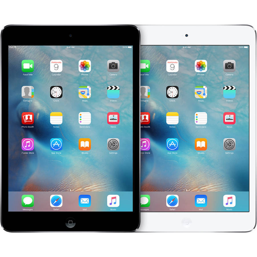 Купить Apple - Apple iPad Mini 2 WiFi, GSM Unlocked I 16GB 32GB 64GB 128GB I Gray Silver