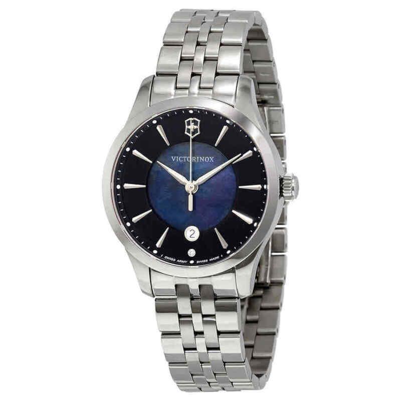 Victorinox-Swiss-Army-Alliance-Small-Black-Dial-Ladies-Watch-241751