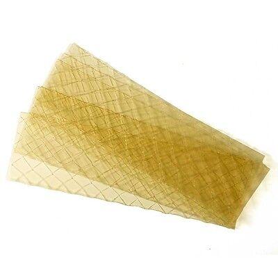 10 Gold Leaf Gelatine sets desserts and jelly 10 sheets Halal