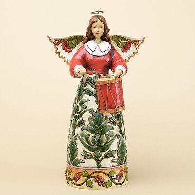 Jim Shore Colonial Williamsburg Virginia Angel Figurine ~ 4034425  ()