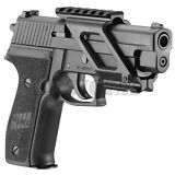 Fab Defense USM Universal Picatinny Red Dot Sight Scope Mount Aluminum 9mm/40S&W