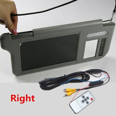 Right Car Sun Visor (7