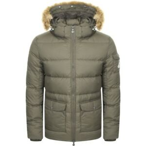 Down Jacket Pyrenex Genuine Fur