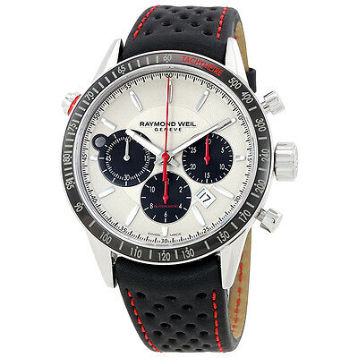 Raymond Weil Freelancer Chronograph Automatic Mens Watch 7740-SC1-65221