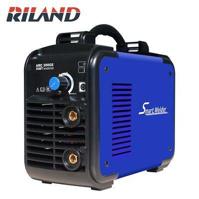 Riland Smart Welder Arc 200ge 220v Mini Small Portable Household Welding Machine