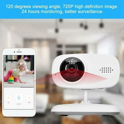 HD Wireless Wifi Baby Monitor Video Camera Night Vision 2-Way Talk Motion Detect
