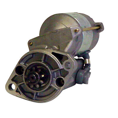 New Starter For Ford New Holland L455l553l555 Skid Steer With Kubota Engine