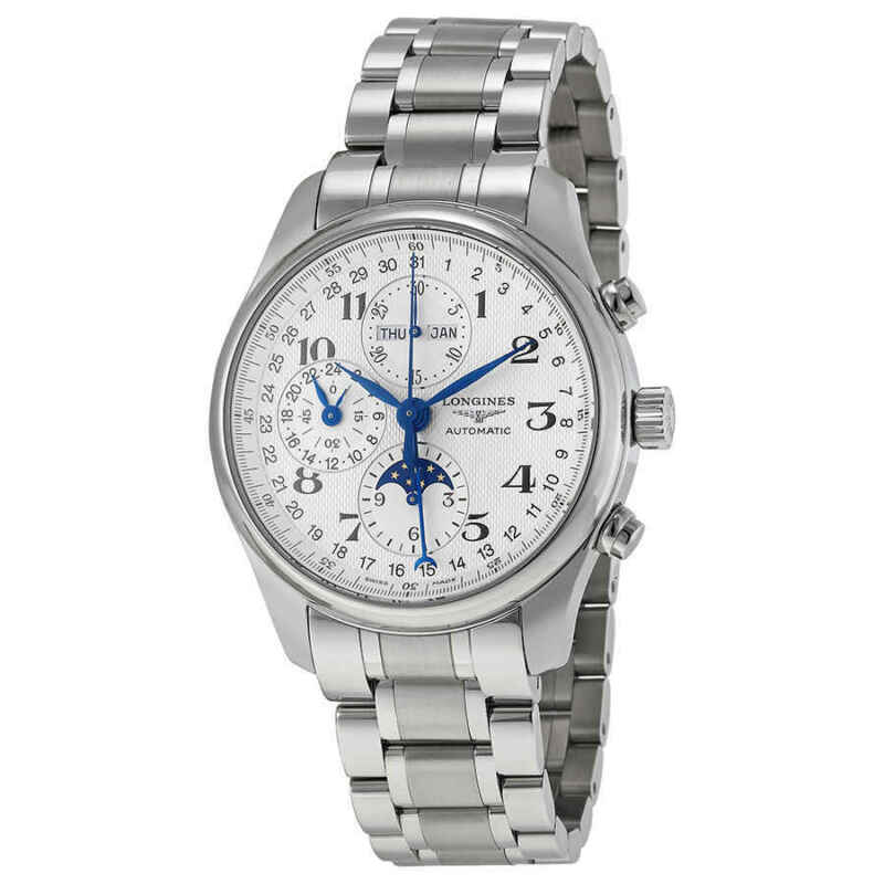 Longines Master Collection Automatic Chronograph Men Watch L27734786