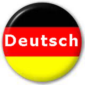 Learn German with very experienced native German tutor and have fun!