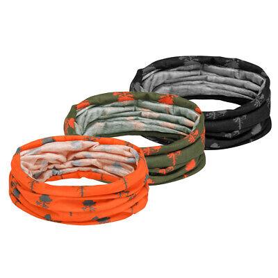 Pinewood Outdoor Multi-Tuch 3er-Set Schal Schlauchschal Halstuch Mütze Stirnband