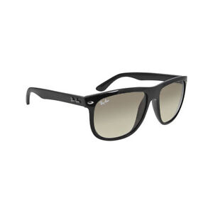 773be7cc78 Ray-Ban Rb4147 601 32 Sunglasses Black Frame Grey Gradient 56mm Glass Lens