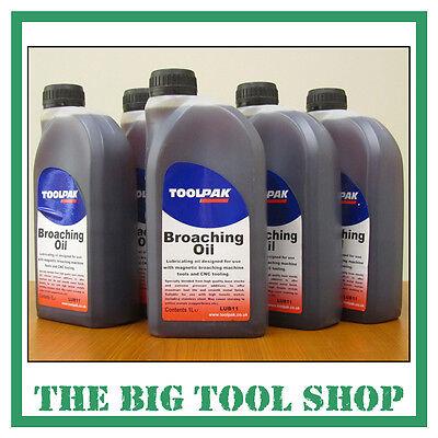 Rotabroach Cutting Fluid / Oil 1 ltr Rotabux Broach Lubrication Oil