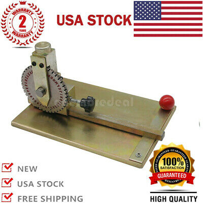 Manual Embossing Machine Metal Plate Stamping Embosser Deboss For Animal Tag Us