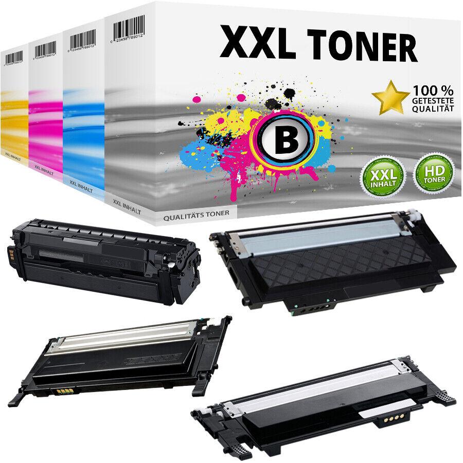 Alternativ Samsung Toner CLP 310 315 320 325 360 365 410 415 680 CLT 404 503 505